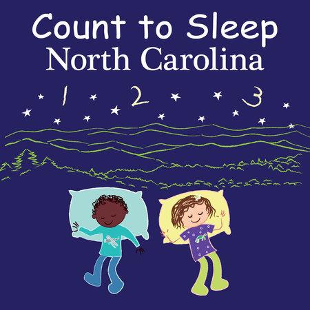 Count to Sleep North Carolina by Adam Gamble and Mark Jasper