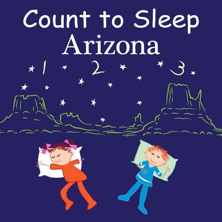 Count to Sleep Arizona by Adam Gamble and Mark Jasper