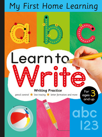 Learn to Write by Lauren Crisp; compiled by Tiger Tales
