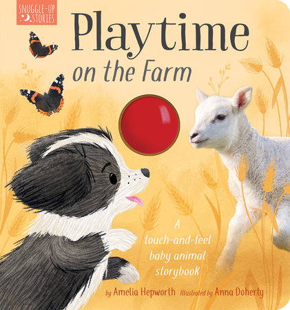 Playtime on the Farm by Amelia Hepworth