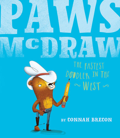 Paws McDraw by Connah Brecon
