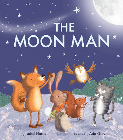 The Moon Man by Isabel Harris