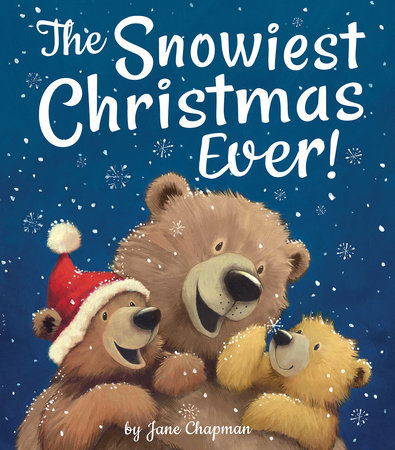 Snowiest Christmas Ever!, The by Jane Chapman
