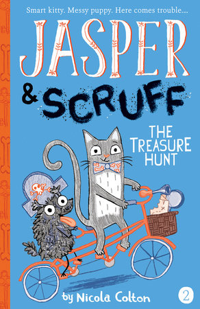 The Treasure Hunt by Nicola Colton