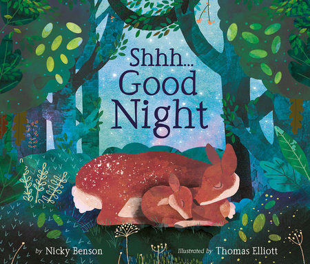 Shhh...Good Night by Nicky Benson
