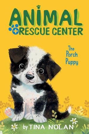 The Porch Puppy by Tina Nolan