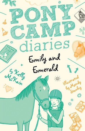 Emily and Emerald by Kelly McKain