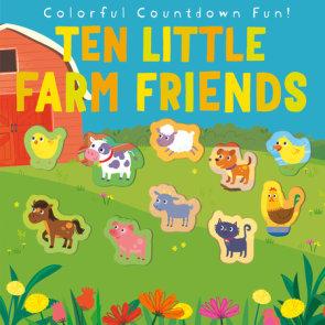 Ten Little Farm Friends