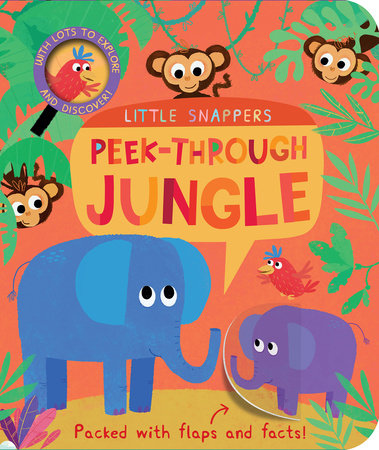 Peek-Through Jungle by Jonathan Litton