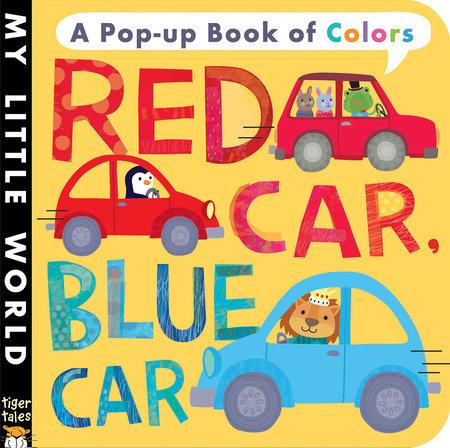 Red Car, Blue Car by Jonathan Litton