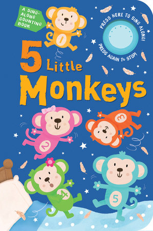 Five Little Monkeys by Tiger Tales