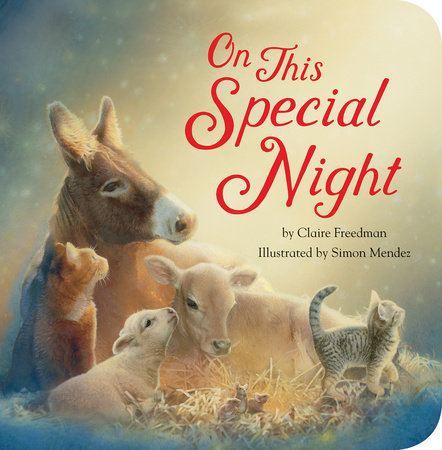On This Special Night by Claire Freedman