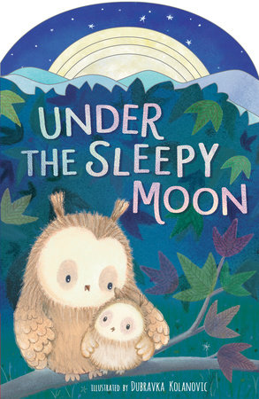 Under the Sleepy Moon by Luna Parks