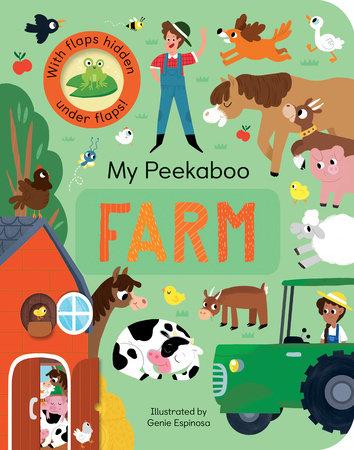 My Peekaboo Farm by Jonny Marx
