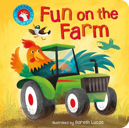 Fun on the Farm by Tiger Tales