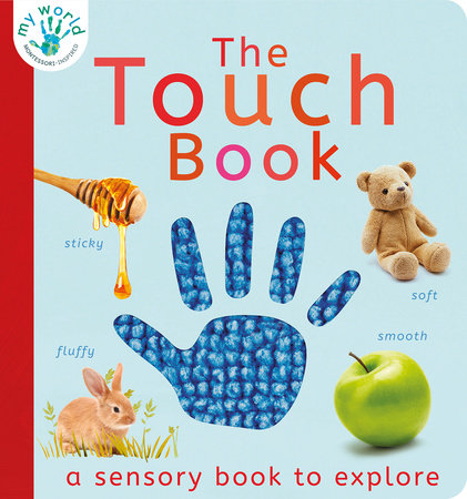 The Touch Book by Nicola Edwards