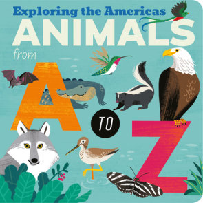 Animals from A to Z