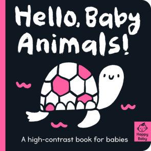 Hello Baby Animals!