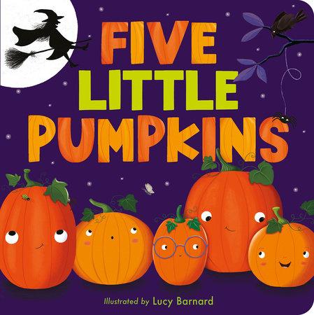 Five Little Pumpkins by Tiger Tales