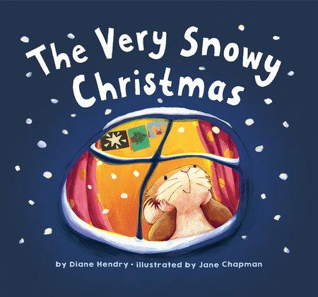 Very Snowy Christmas by Diane Hendry