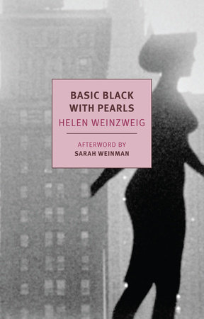 Basic Black With Pearls by Helen Weinzweig