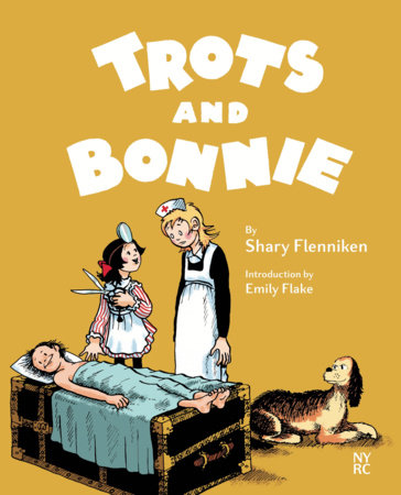 Trots and Bonnie by Shary Flenniken