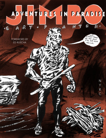 Jimbo by Gary Panter