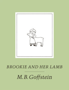 Brookie and Her Lamb