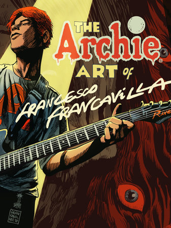 The Archie Art of Francesco Francavilla by