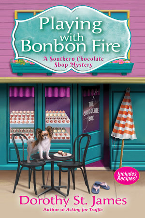 Playing With Bonbon Fire by Dorothy St. James