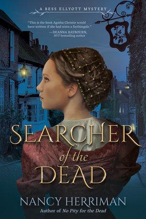 Searcher of the Dead by Nancy Herriman