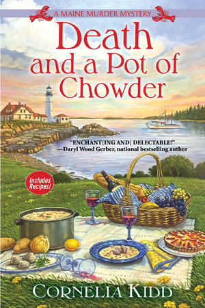 Death and a Pot of Chowder by Cornelia Kidd