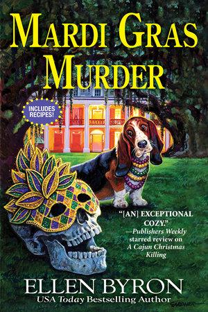 Mardi Gras Murder by Ellen Byron