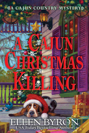 A Cajun Christmas Killing by Ellen Byron