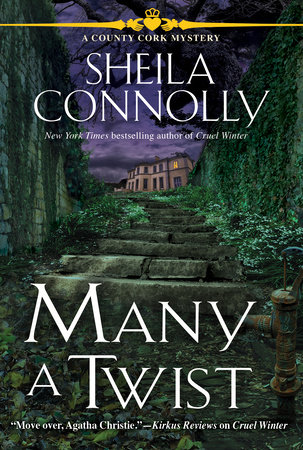 Many a Twist by Sheila Connolly