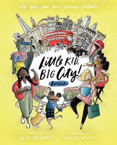 Little Kid, Big City!: London