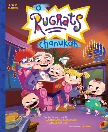 A Rugrats Chanukah by