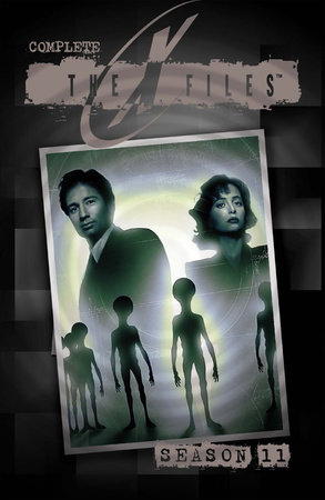 The X-Files: Complete Season 11 by Joe Harris