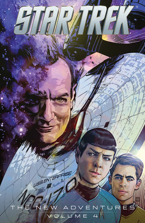 Star Trek: New Adventures Volume 4 by Mike Johnson; Tony Shasteen; Cat Staggs; Rachael Stott