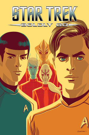 Star Trek: Boldly Go, Vol. 2 by Mike Johnson and Ryan Parrott