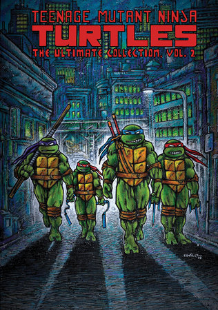 Teenage Mutant Ninja Turtles: The Ultimate Collection, Vol. 2 by Kevin Eastman, Peter Laird, Dave Sim and Michael Dooney