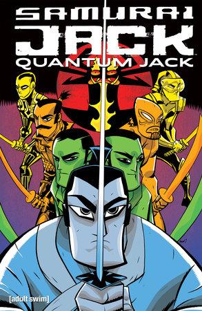 Samurai Jack: Quantum Jack by Fabian Rangel, Jr.