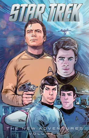 Star Trek: New Adventures Volume 5 by Mike Johnson; Tony Shasteen
