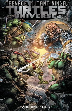 Teenage Mutant Ninja Turtles Universe, Vol. 4: Home by Chris Mowry, Paul Allor and Ian Flynn