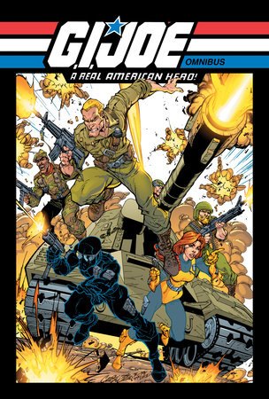G.I. JOE: A Real American Hero Omnibus, Vol. 1 by Larry Hama