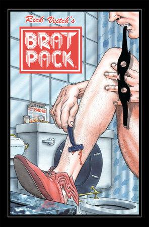 Rich Veitch's Bratpack by Rick Veitch