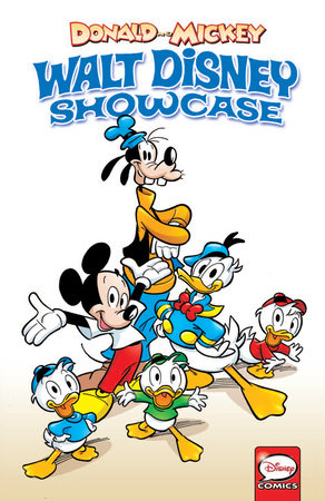 Donald and Mickey: The Walt Disney Showcase Collection by