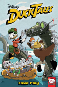 DuckTales: Fowl Play