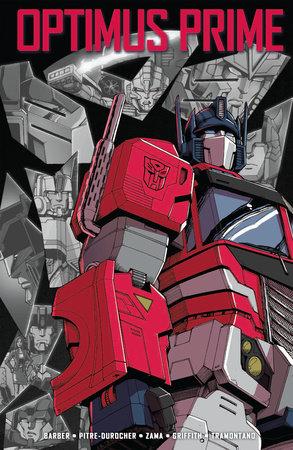 Transformers: Optimus Prime, Vol. 5 by John Barber