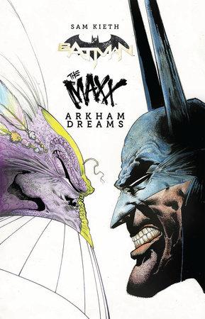 Batman/The Maxx: Arkham Dreams by Sam Kieth